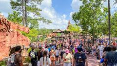 Cover for COVID spikes and massive crowds: Why you might want to rethink that Florida theme park trip