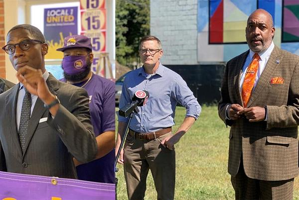 Picture for Justin Bibb, Kevin Kelley Kick Off General Election WIth Endorsements, Poll
