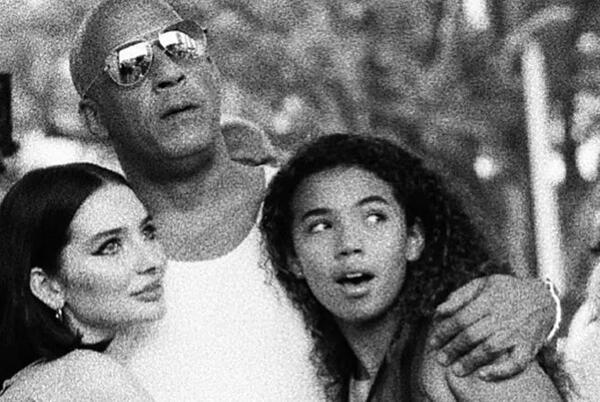 Picture for Vin Diesel walks late best friend Paul Walker's daughter down aisle in emotional video