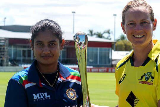 Picture for Australia Women vs India Women 2nd ODI, LIVE cricket Score: McGrath departs as visitors break partnership