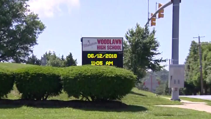 Cover for 'It's Very Inappropriate': Cell Phone Video Captures Sex Act In Woodlawn High School Class
