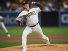 Picture for Padres option Ryan Weathers to Triple-A as club solidifies five-man rotation with Dinelson Lamet