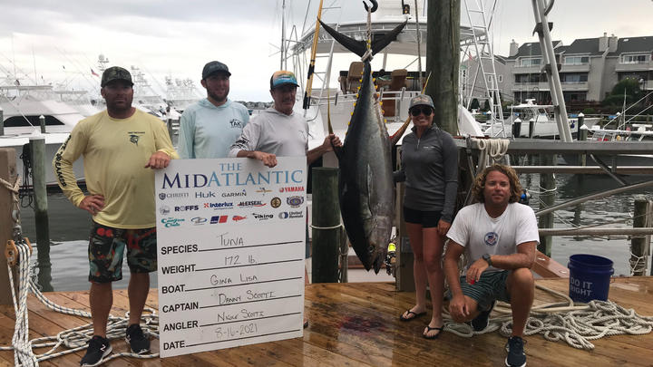 Cover for Record-Setting 30th MidAtlantic Off to a Fast Start