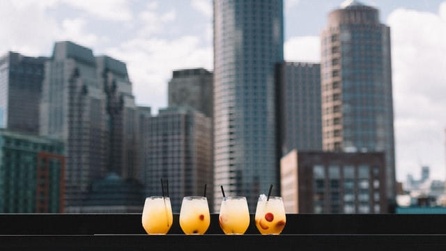 Picture for 6 Best Rooftop Bars in Arkansas