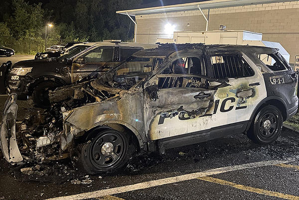 Picture for Dracut Woman Arraigned For Allegedly Torching 2 Police Cruisers