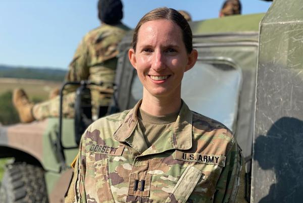 Picture for Wisconsin National Guard commander makes history in her rank