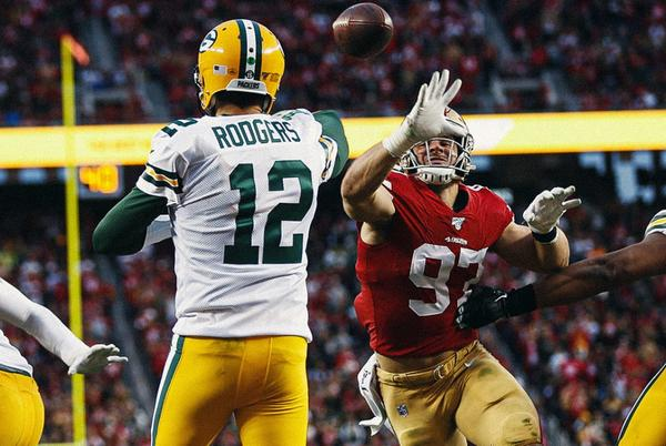 Picture for 49ers Will Look Vastly Different in Week 3 Rematch vs. Packers