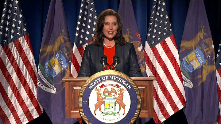 Cover for Gov. Whitmer agrees: No mask mandates in schools and no vaccine passports in Michigan