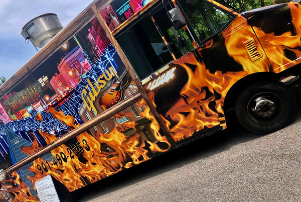 Picture for Memphis food trucks perfect for lunch on the go