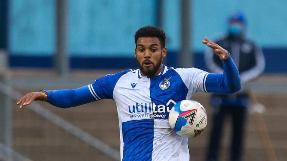 Picture for Jonah Ayunga fires Bristol Rovers to win over Pompey after Paul Tisdale exit