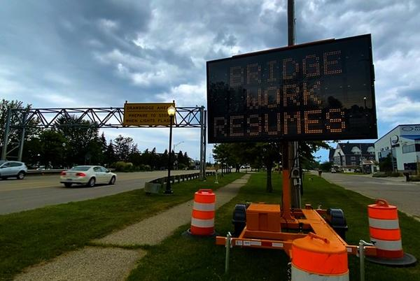 Picture for 'It'll take patience': Bridge construction, traffic headaches to resume in Tri-Cities area Wednesday