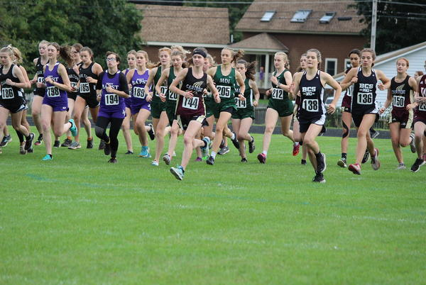 Picture for MDI Girls and Boys Teams Win Old Town Sectionals [PHOTOS]