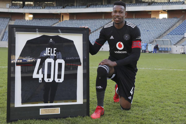 Picture for Happy Jele has given 'The Ghost' much to smile about after his 400 milestone