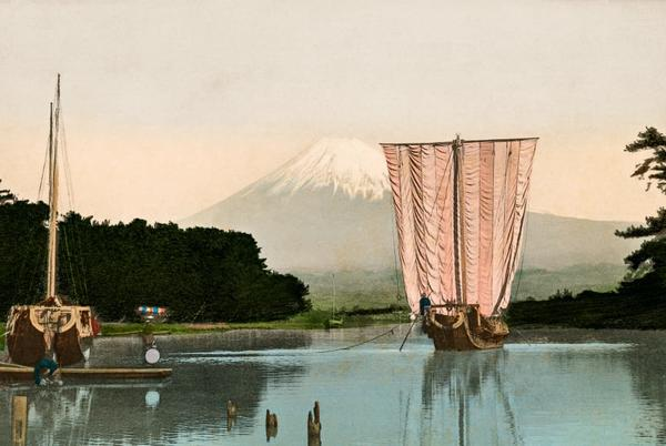 Picture for Travel to Turn of the Century Japan with this Book