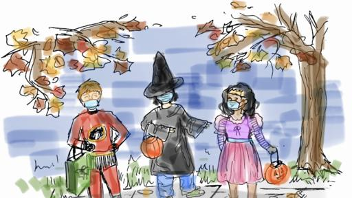 Grinnell Iowa Halloween 2020 Trick Or Treat Grinnell's plan to make sure a pandemic doesn't stop halloween
