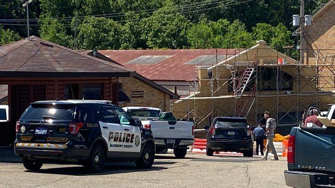 Picture for Worker dies after falling through roof of building in South Park Township