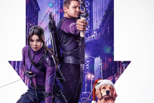 Picture for Hawkeye: Marvel Releases Official Poster
