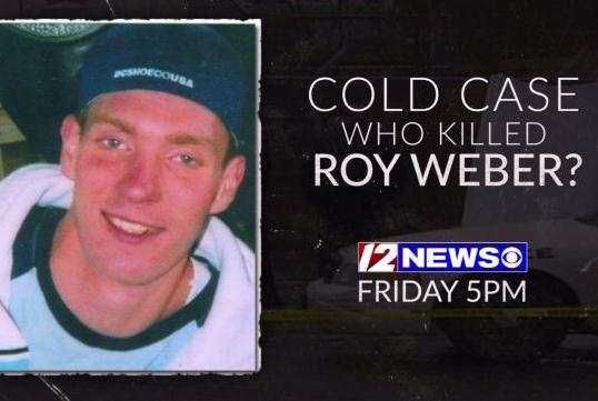 Picture for Cold Case: Who killed Roy Weber?