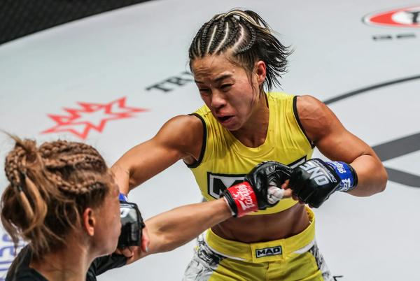 Picture for ONE Championship announces atomweight semifinal matches as Seo Hee Ham vs. Denice Zamboanga result stands