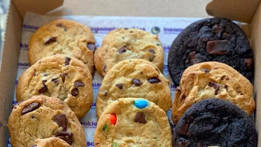 Insomnia Cookies Celebrates National Chocolate Chip Cookie Day With A Free Cookie News Break