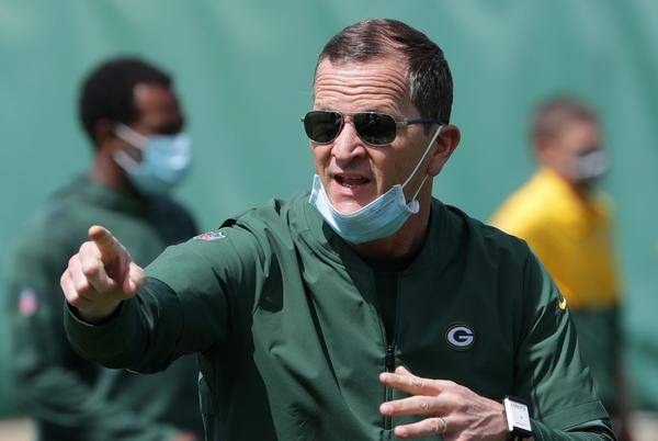 Picture for Green Bay Packers defensive coordinator Joe Barry tests positive for COVID-19, will likely miss game vs. Cardinals