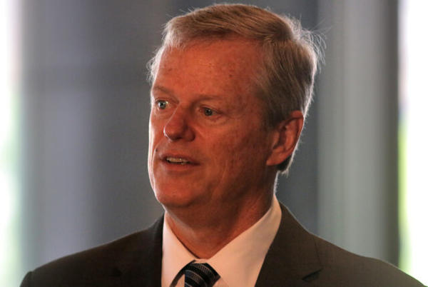 Picture for Charlie Baker says Massachusetts is looking into a 'more universal' proof of COVID-19 vaccination system