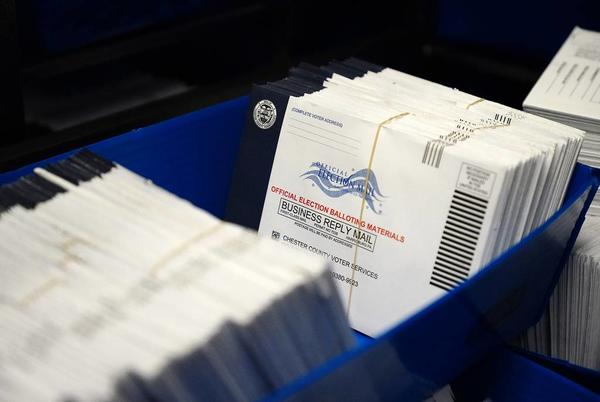 Picture for Plan to let troops cast ballots over the internet draws opposition from security experts