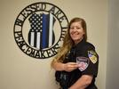 Picture for A splash of color: Sheriff's Office participating in Pink Patch Program