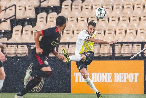 Picture for Battery, Atlanta Share Points in 1-1 Draw