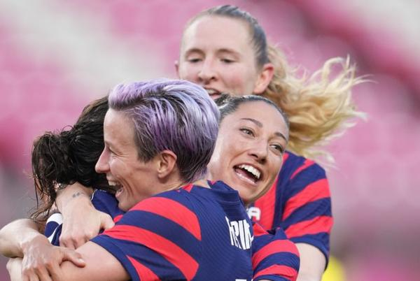 Picture for USWNT in transition: Assessing World Cup, Olympic cycles in terms of rebuilding team chemistry, tactics