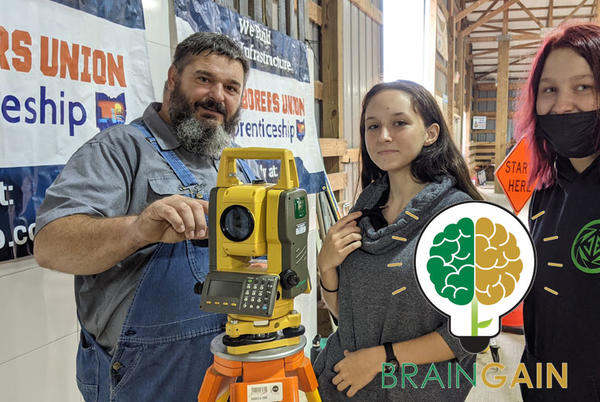 Picture for VIDEO   Skilled Trades Expo Sights and Sounds: Students