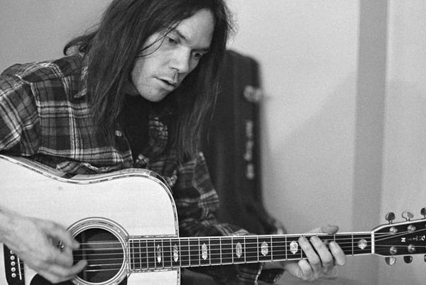 Picture for Neil Young Releases 2nd Track From 'Carnegie Hall 1970'