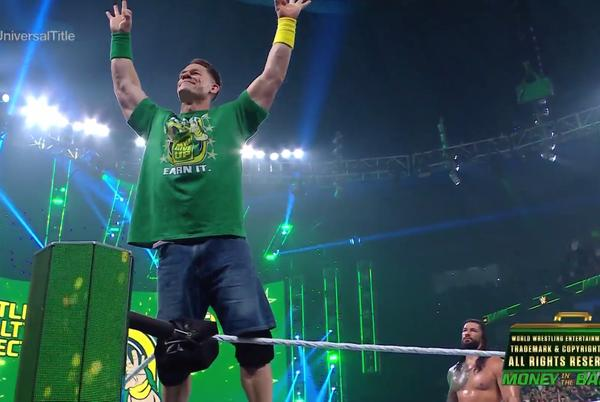 Picture for John Cena Recalls Lesson From JBL At WWE WrestleMania 21