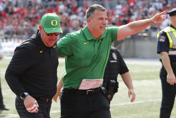 Picture for What they're saying nationally, in Columbus after Oregon Ducks beat Ohio State