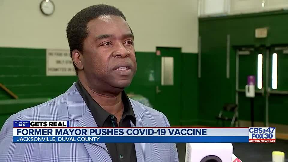Picture for Former Jacksonville Mayor Alvin Brown encourages everyone to get COVID-19 vaccine