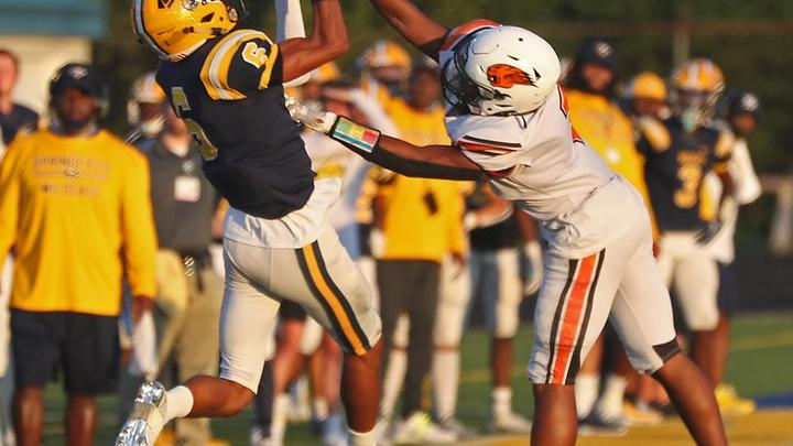 Cover for High School Football: Springfield routs Beavercreek to stay unbeaten