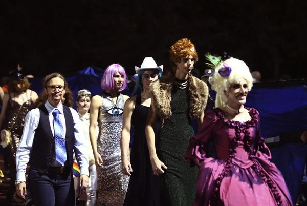 Picture for Hail, Mary! High school's halftime show is a drag pageant