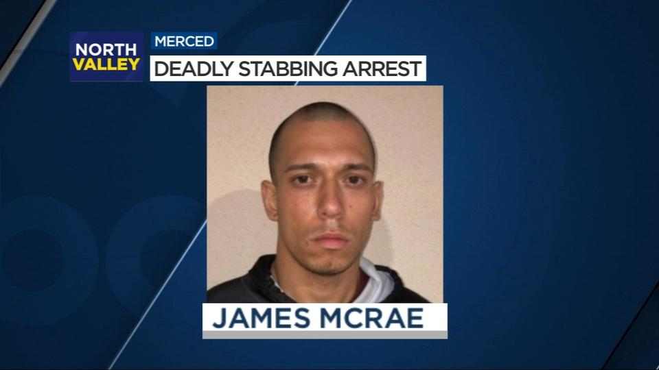 Picture for 26-year-old arrested for deadly stabbing in Merced, police say