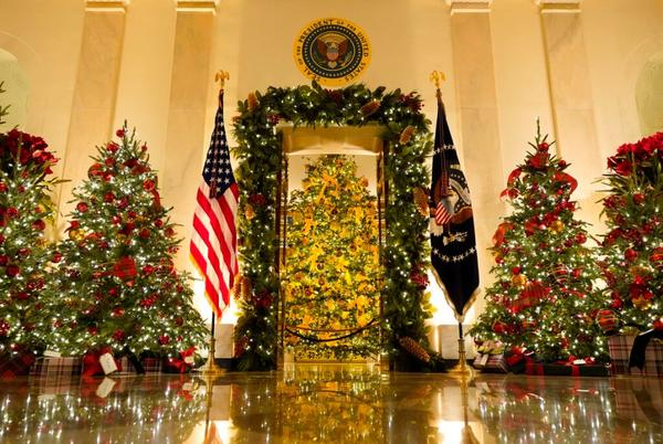 Picture for Peak Farms of North Carolina chosen to present Christmas tree to White House