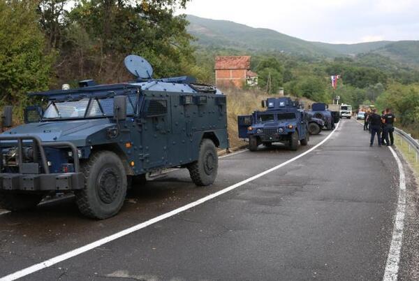 Picture for NATO increases patrols near Kosovo-Serbia border blockage