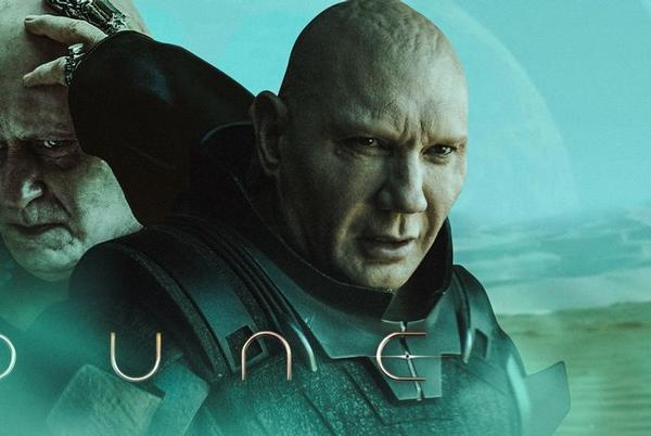 Picture for Dave Bautista and Stellan Skarsgård on 'Dune' and How Cruel People Can Be In the Search for Power