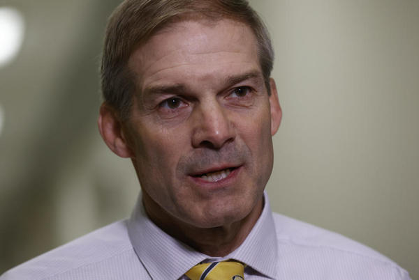 Picture for Congressman Jim Jordan struggles to say when he spoke with Trump on January 6
