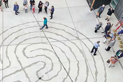 Picture for The National Nordic Museum gets a new labyrinth