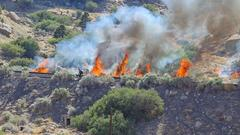 Cover for Crews pulled off US-6 due to speeding drivers, Utah Fire Info says