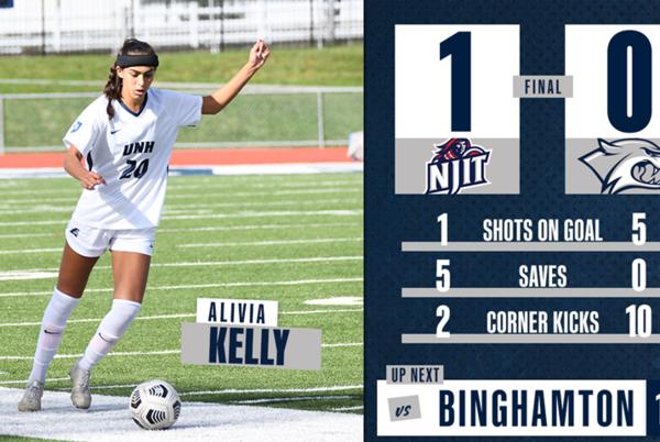 Picture for 'Cats Fall 1-0 to NJIT Despite 18-2 Shot Advantage