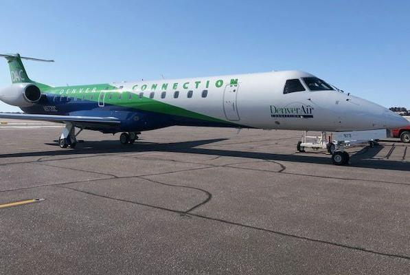 Picture for Denver Air Connection issues news release on status of Watertown, Pierre service