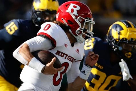 Picture for Rutgers vs. Michigan: Did you notice...