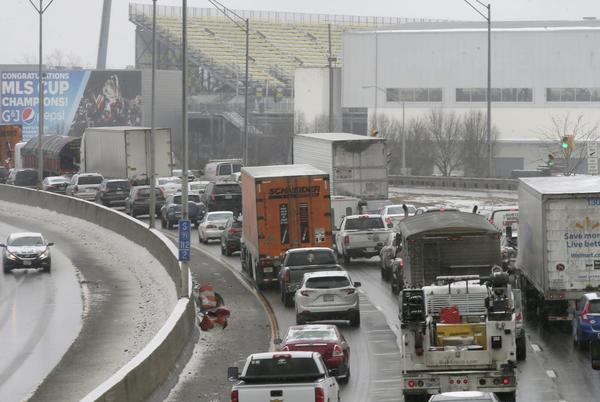 Picture for Five-mile stretch of Interstate-71 in Columbus ranks as deadliest in Ohio, analysis finds