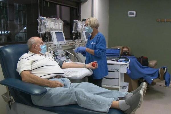 Picture for South Bend Medical Foundation in need of blood donations