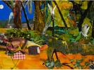 Picture for Reynolda House Museum of American Art announces promised gifts by Georgia O'Keeffe and Romare Bearden